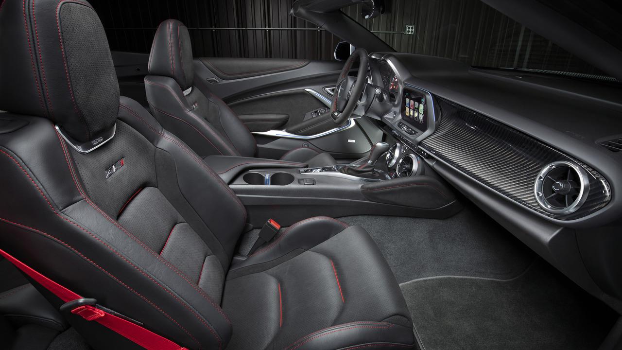 Chevy Camaro ZL1 Convertible