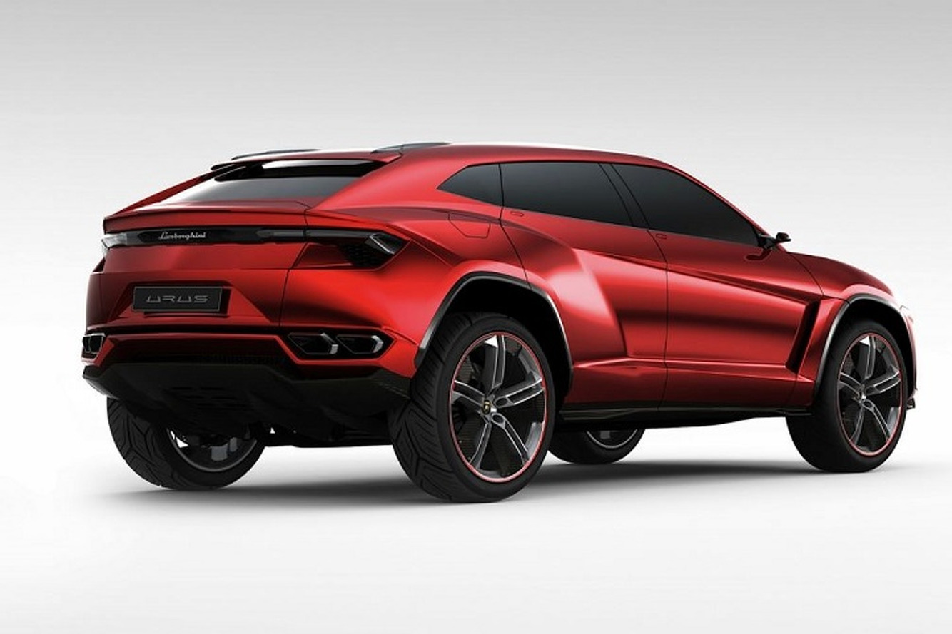 Confirmado: el Lamborghini Urus tendrá 650 CV