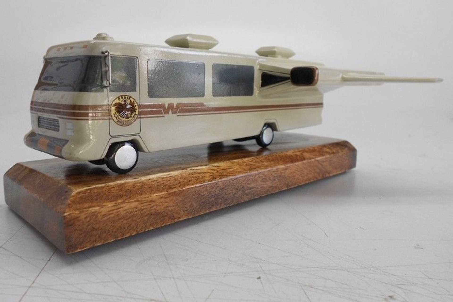 """You Can Thank """"Star Wars"""" for The """"Spaceballs"""" Eagle 5 Winnebago"""