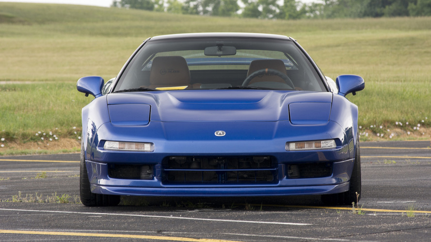 Buy This Beautiful Clarion Builds Acura NSX Loaded With HP - Nsx acura for sale