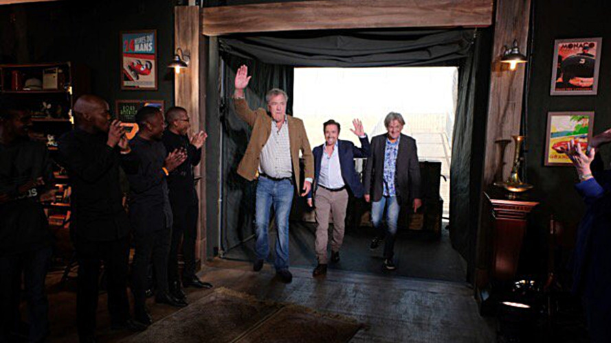 The Grand Tour production company nets tidy profit