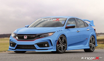 Honda Civic Type-R Concept Has Us Reaching For Our Checkbooks