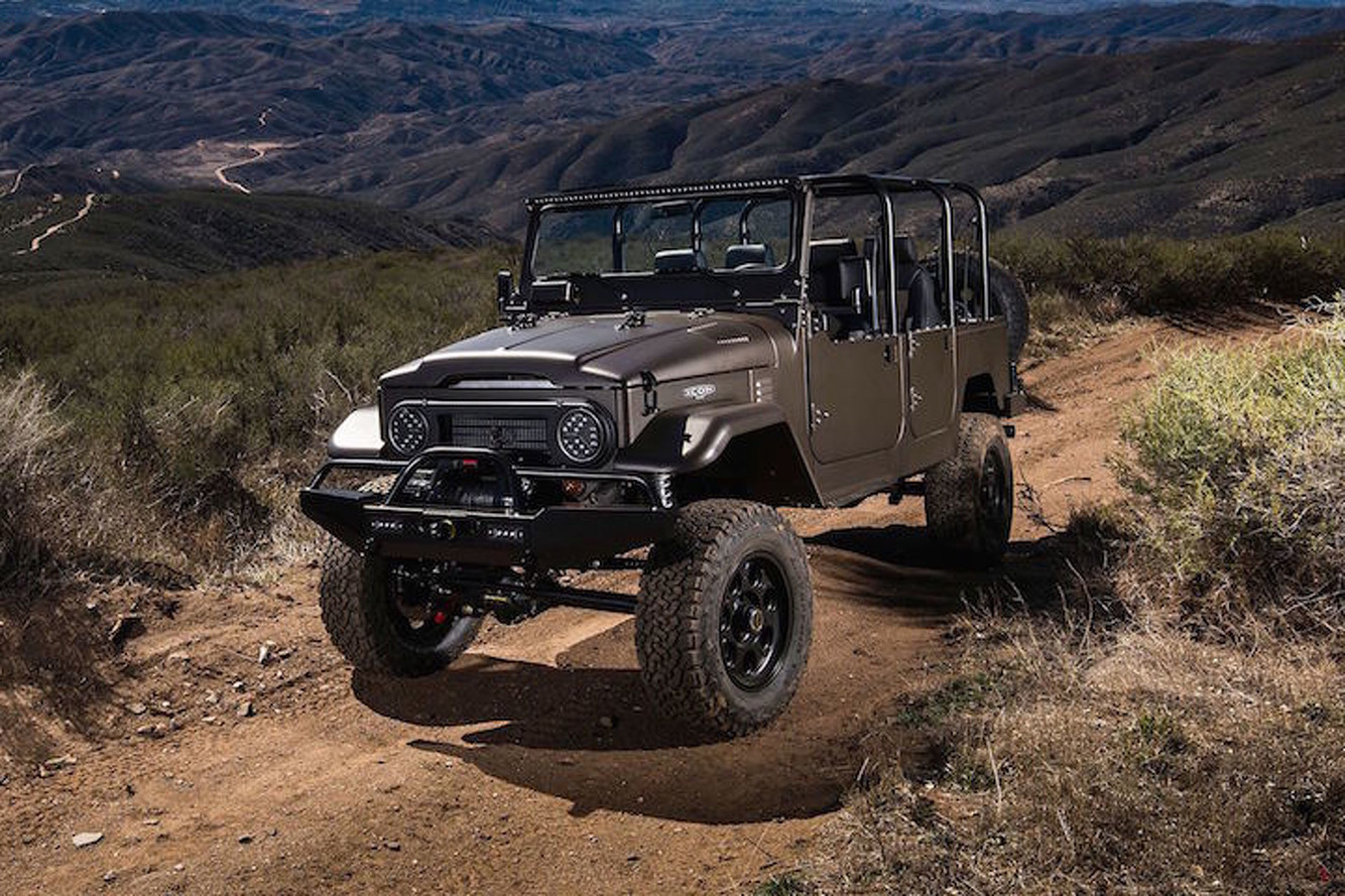 ICON's New FJ44 Petersen Special Will Give You Off-Road Envy