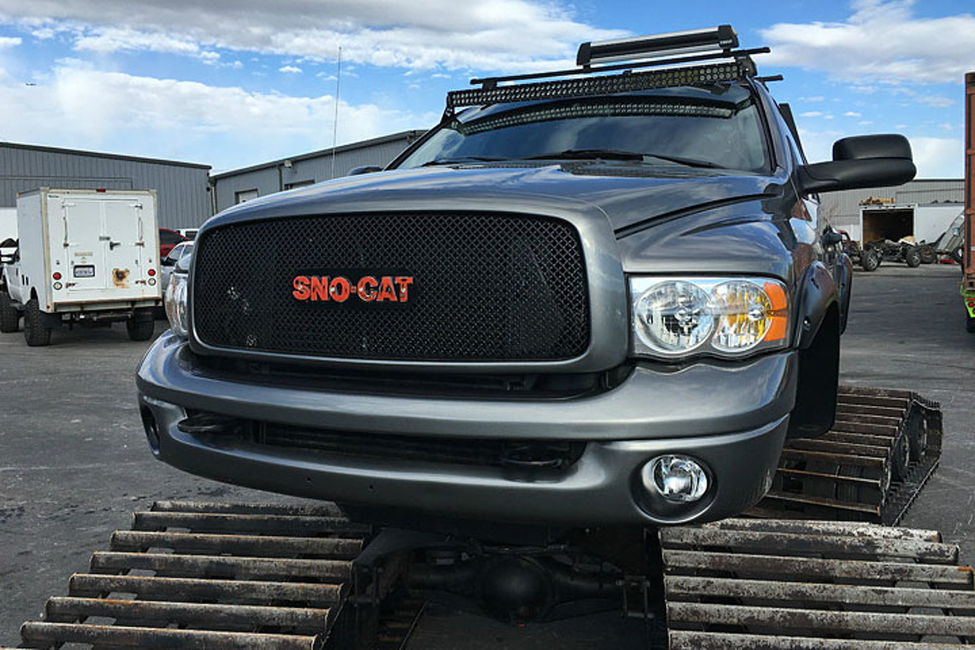 Diesel Brothers Mega Ram >> You Can Buy The Sno Cat Dodge Ram From Diesel Brothers
