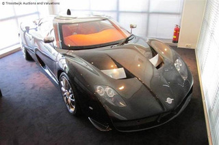 Spyker's Assets are Being Auctioned Off by Dutch Tax Officials