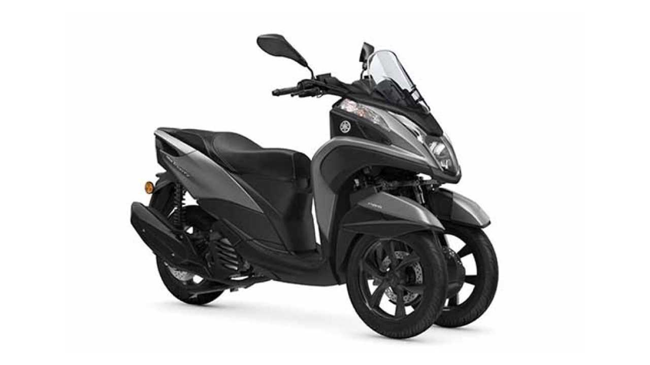 Yamaha Launches 2020 Tricity For Asian Market