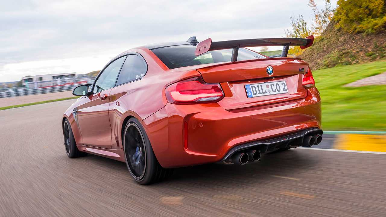 Lightweight Performance BMW M2 Competition