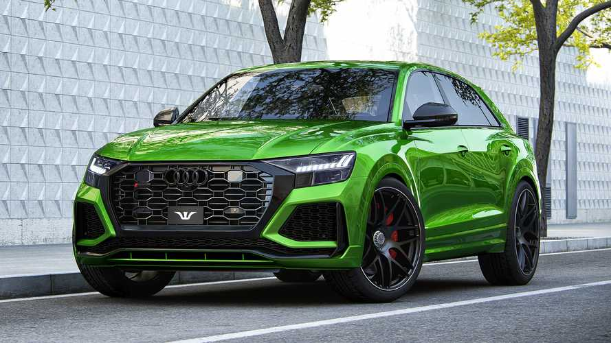 "Audi RS Q8 ""Goliath"" by Wheelsandmore | Motor1.com Bilder"