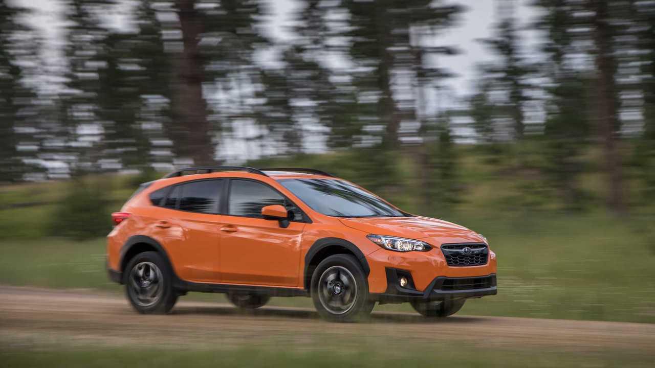 2021 Subaru Crosstrek Sport Teased With More Power