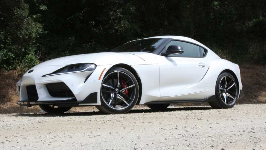 Toyota Supra And BMW Z4 Recalled Over Fire Risk