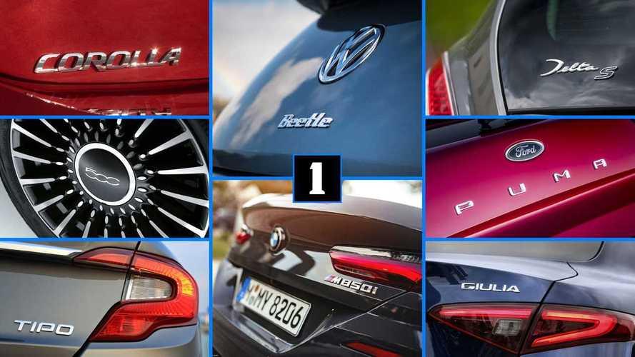 11 моделей, вернувших к жизни культовые автомобильные имена