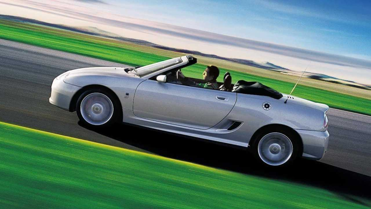 The best open-top sports cars for less than £5000