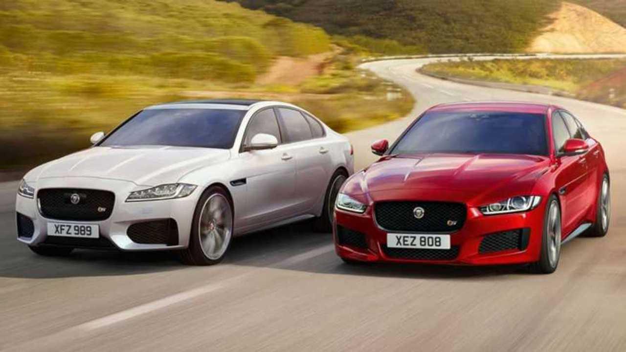 Jaguar заменит седаны XE и XF одним электрокаром
