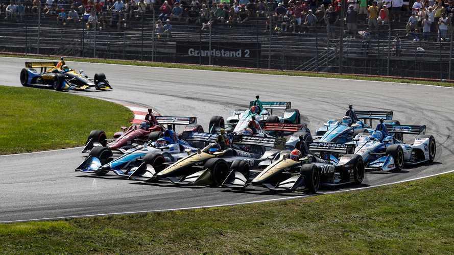 "Brown: ""Vorrei una Formula 1 competitiva come la IndyCar"""