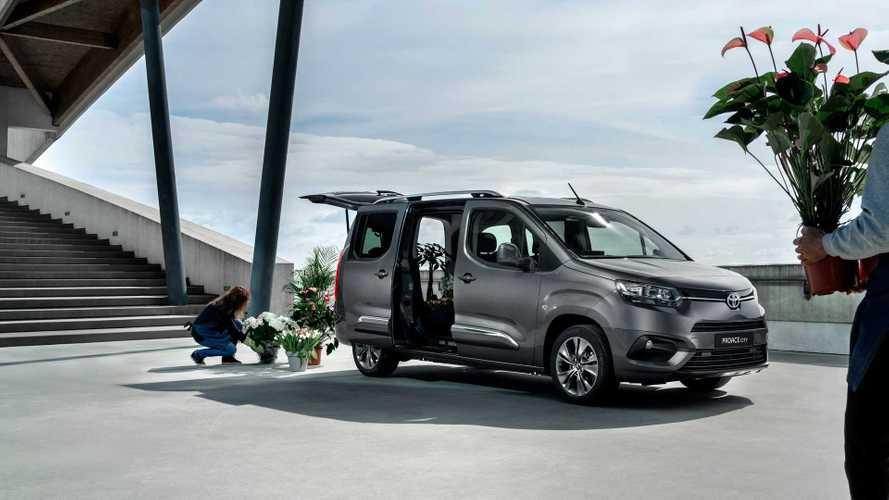 Toyota Proace City Verso: el modelo más práctico de la marca