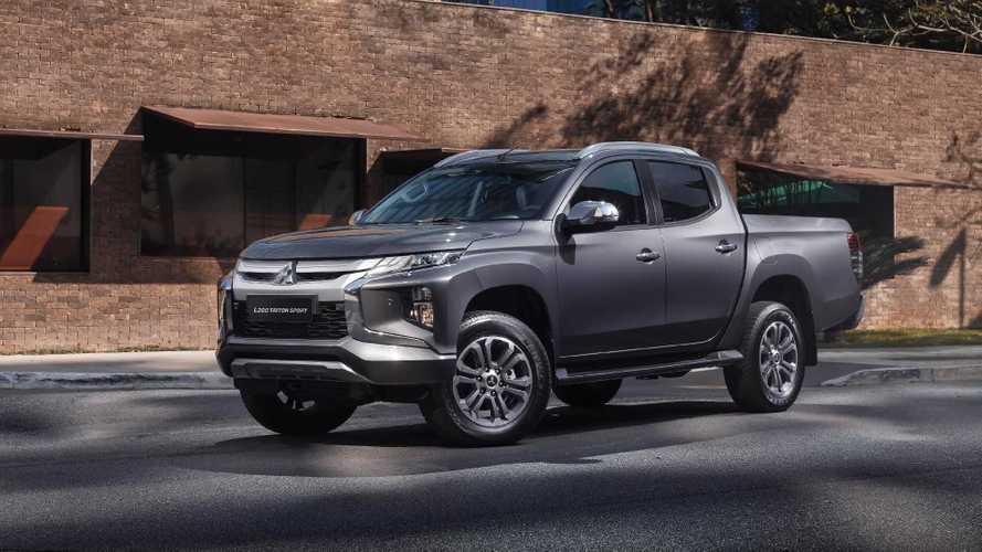 Nova Mitsubishi L200 Triton 2021 já sobe preço e agora parte de R$ 193.990