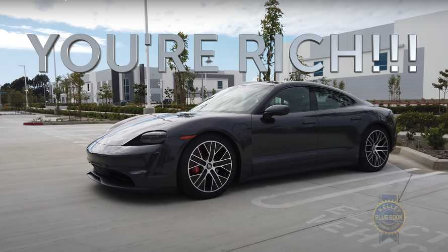 KBB Reviews Porsche Taycan 4S, Finds It Brimming With ' Porsche Spirit '