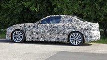 2021 BMW 2 Serisi Coupe Casus Fotoğraflar