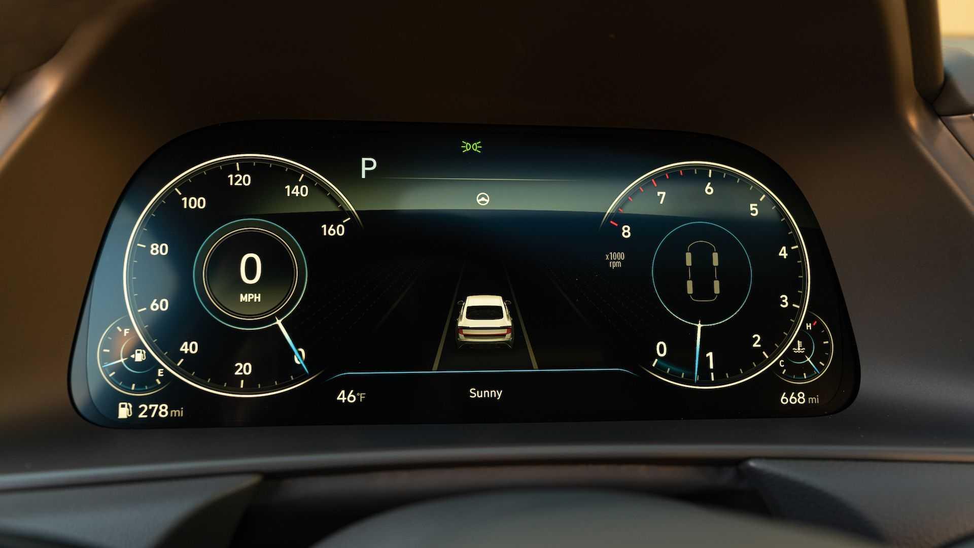 2020 - [Hyundai] Sonata VIII - Page 4 2021-hyundai-sonata-12.3-inch-digital-instrument-cluster