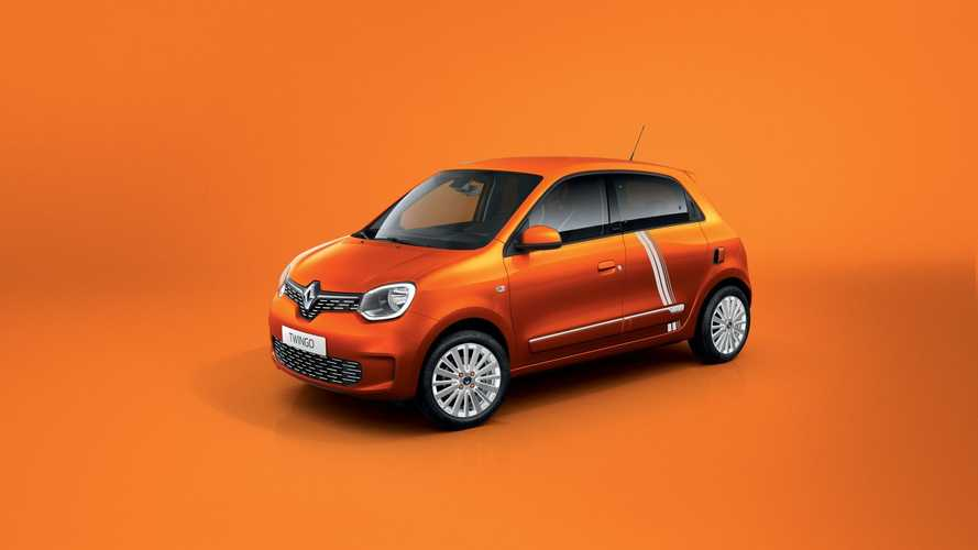 Renault Twingo Z.E. Soon To Be Available For Order In Europe