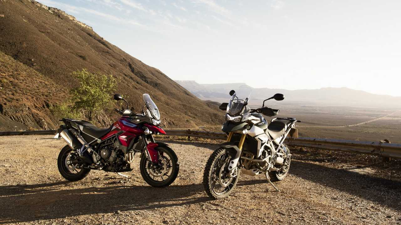 2020 Triumph Tiger 900 Launched In The Philippines