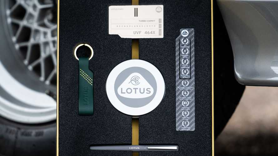 Lotus Launches New 'Certificate Of Provenance' Scheme