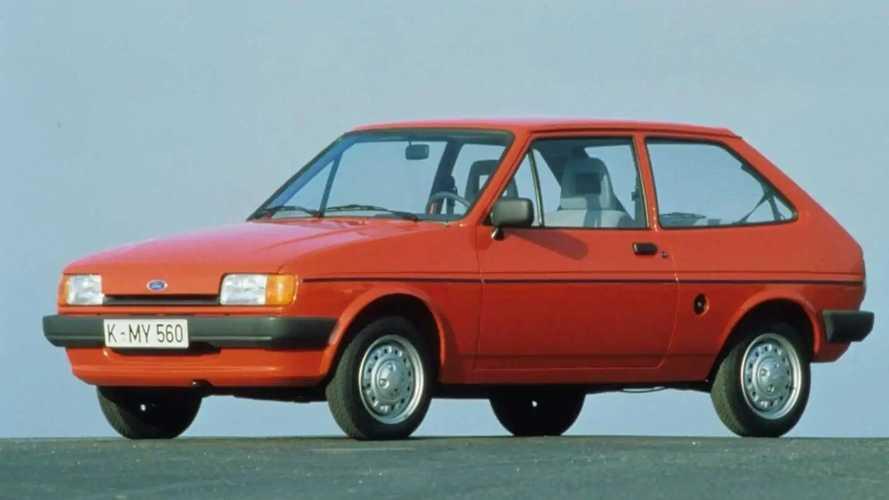 Ford Fiesta Mk2 (1983-1989)