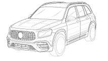 2021 Mercedes-AMG GLB 45 patent