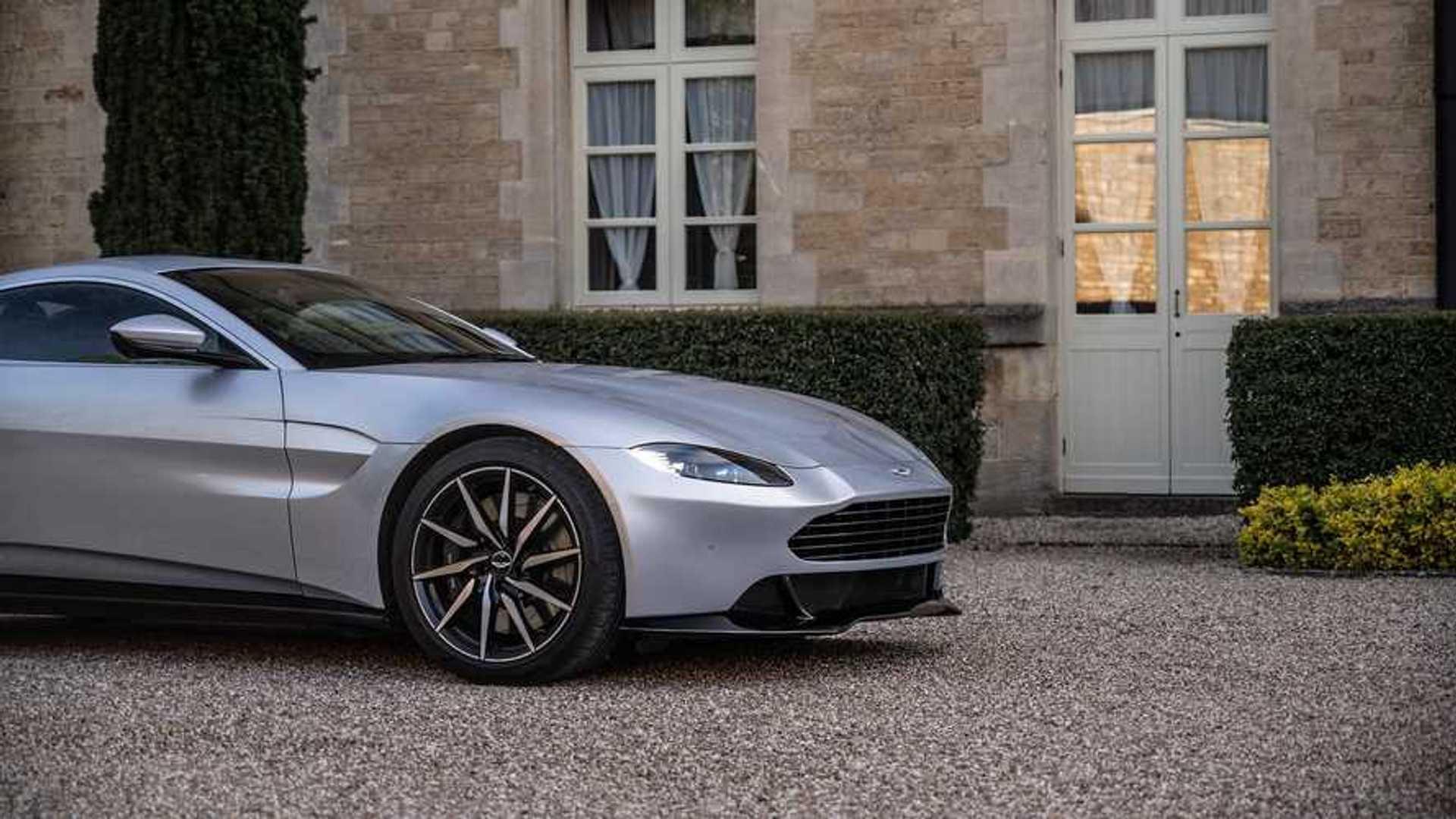 Aston Martin Vantage Gets A Nose Job From Revenant Automotive
