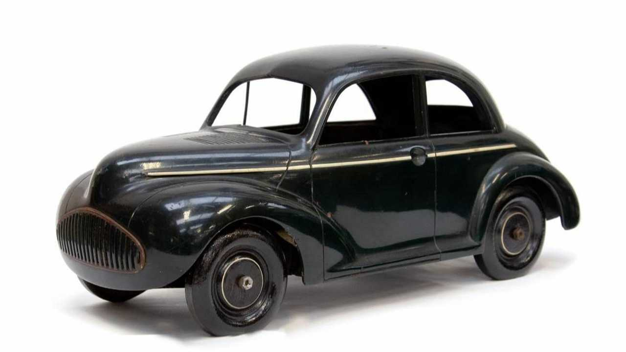 Morris Minor 'Mosquito' pre-production model stars at auction