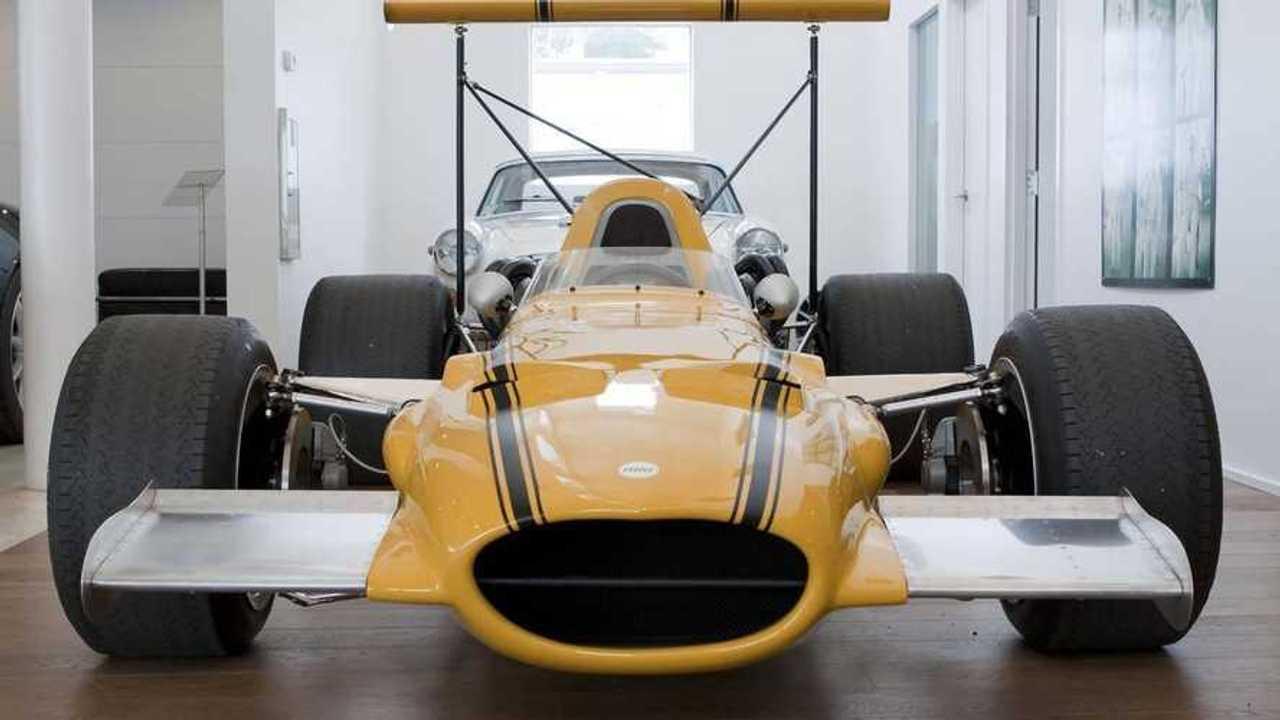 The final car built by a fallen Formula 1 superpower