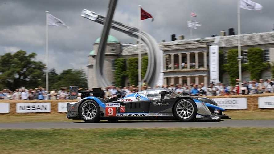 Le Mans prototypes set for Goodwood circuit debut in 2019