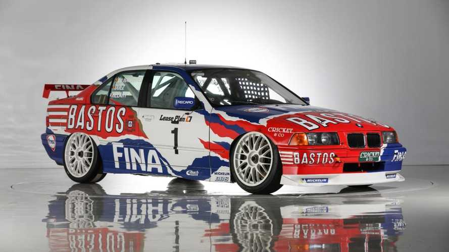 Ravaglia's Nürburgring 24 Hour-winning BMW heads to auction