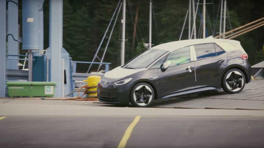 300 Volkswagen ID.3 Land In Sweden For First Deliveries