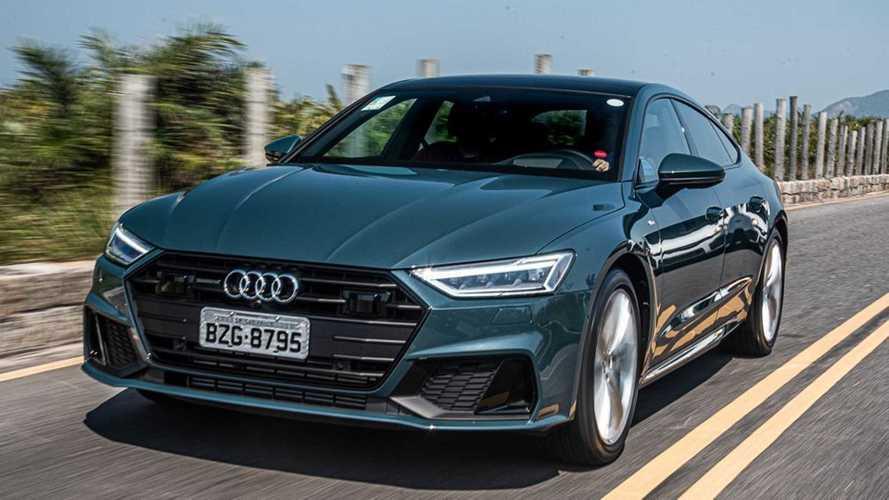 Teste: Audi A7 Sportback é o cara que fica na fila do iPhone mais recente