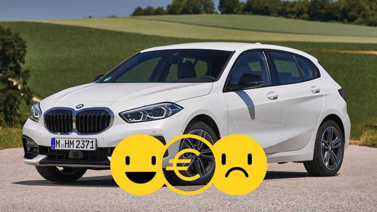 BMW Serie 1 promo maggio 2020