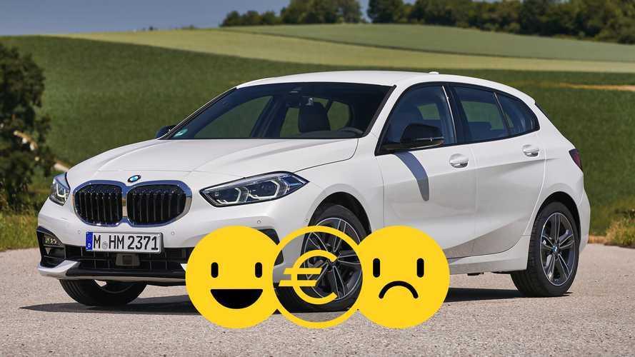 Promozione nuova BMW Serie 1, perché conviene e perché no