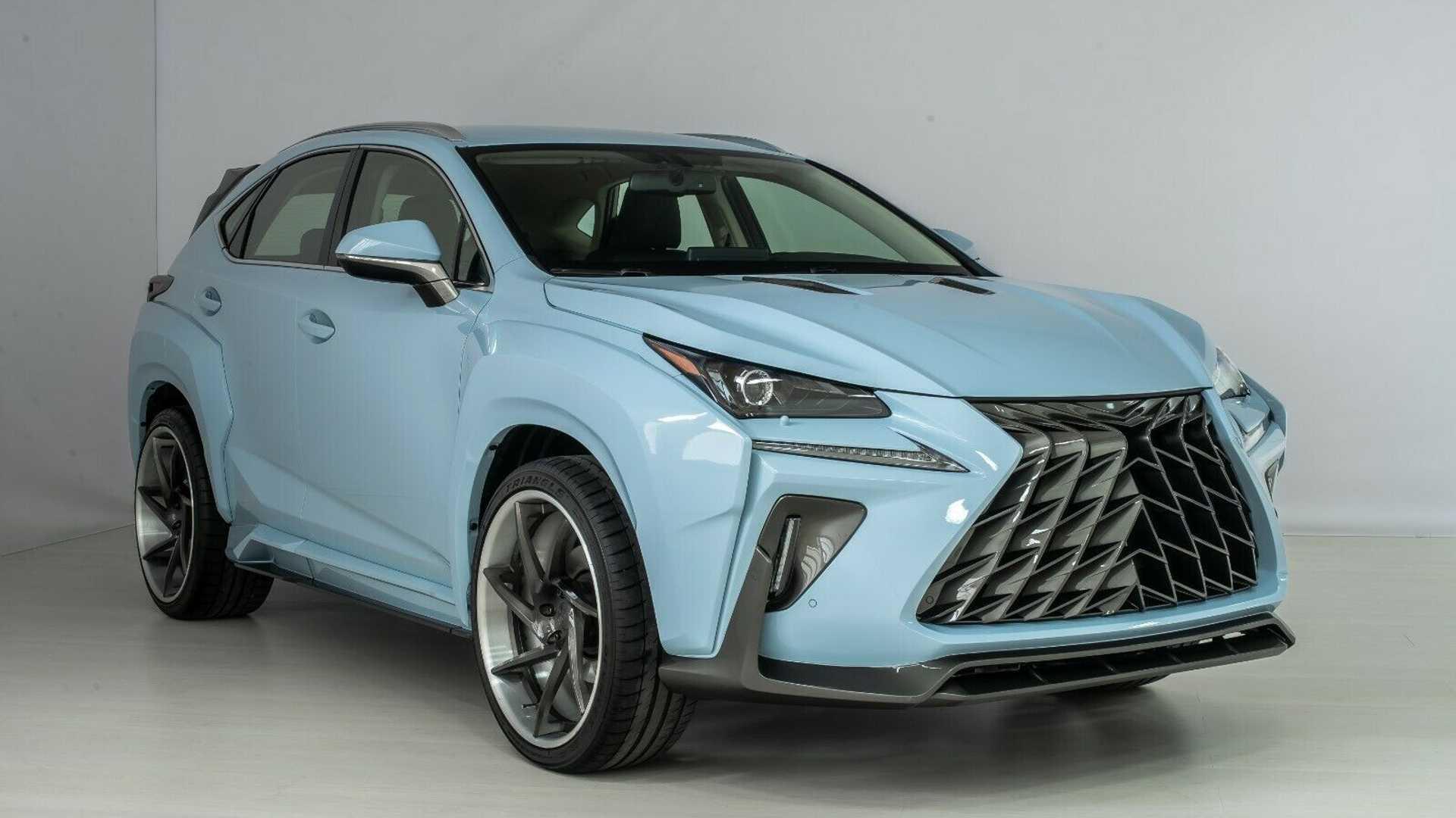 Lexus NX Kitano