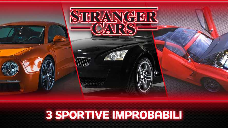 Stranger Cars, sportive impensabili e sorprendenti