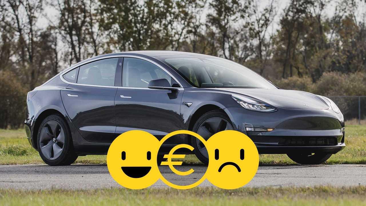 Tesla Model 3 promo giugno 2020