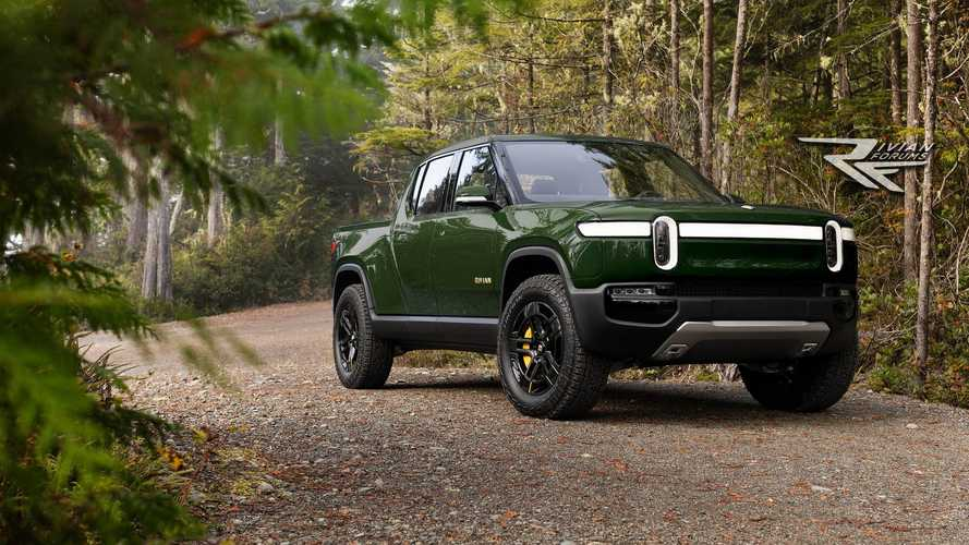 Fully-Loaded Rivian R1T Costs $98,000: Includes Kitchen Sink, Literally