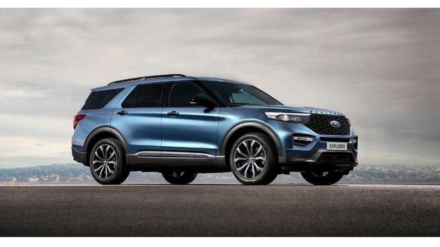 Ford launches 7-seat Explorer PHEV with 26-mile WLTP EV range in Europe