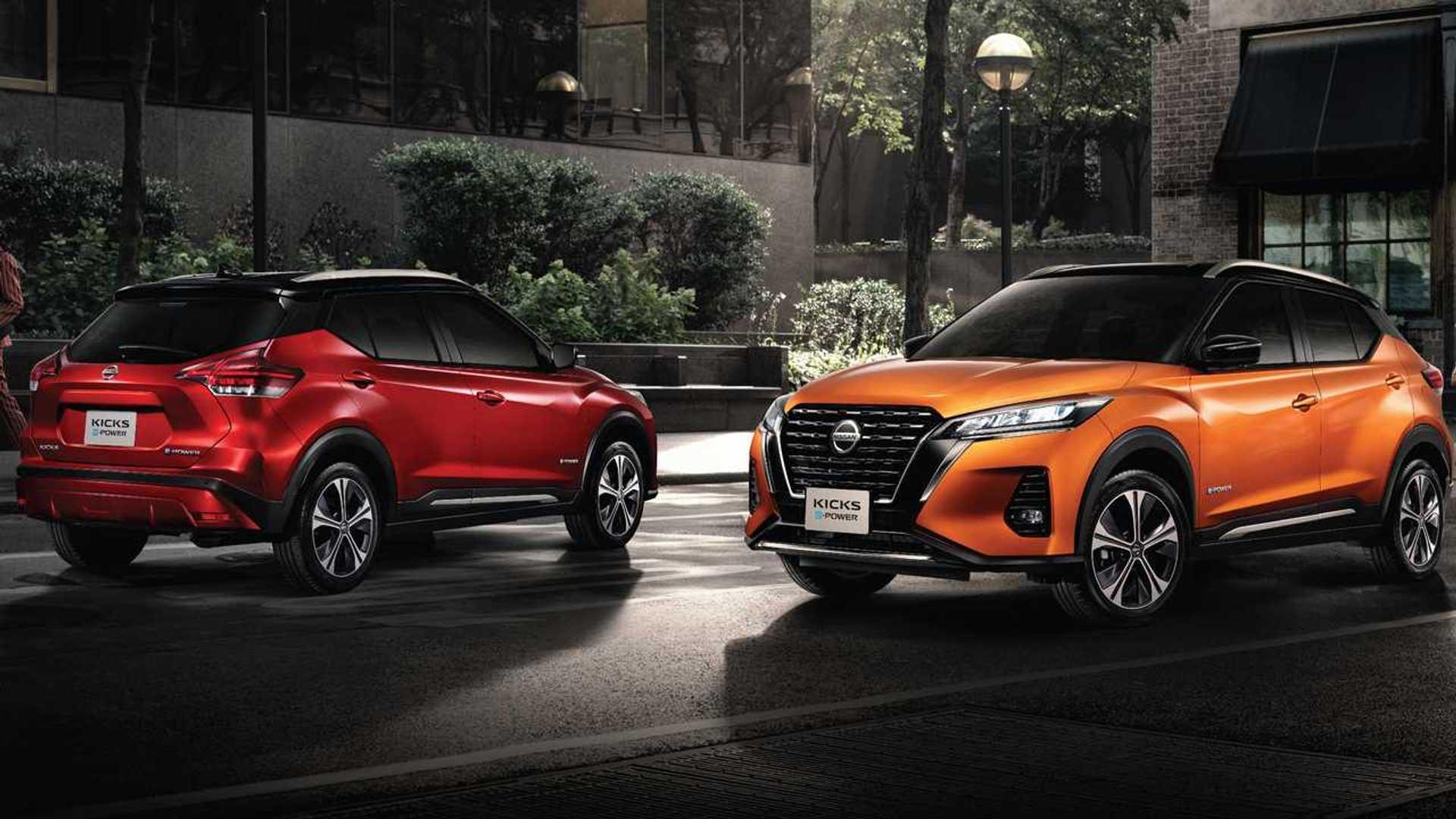 Nissan Kicks e-Power 2021