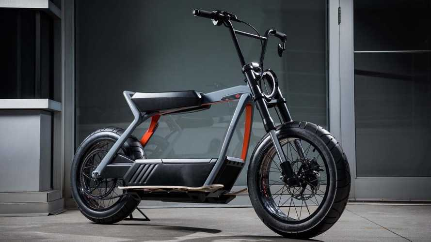 Weekend WTF: Where Is Harley-Davidson's E-Scooter?