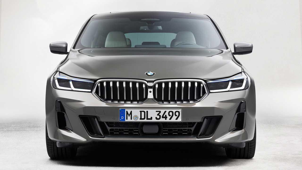 BMW 6-й серии GT 2020