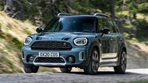 mini countryman facelift 2020 enthuellt