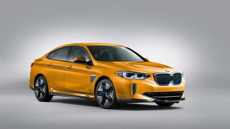 What If BMW Decided To Make This i2 Gran Coupe Electric Sedan?