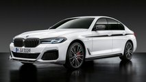 2020 BMW 5 Serisi M Performance Parts