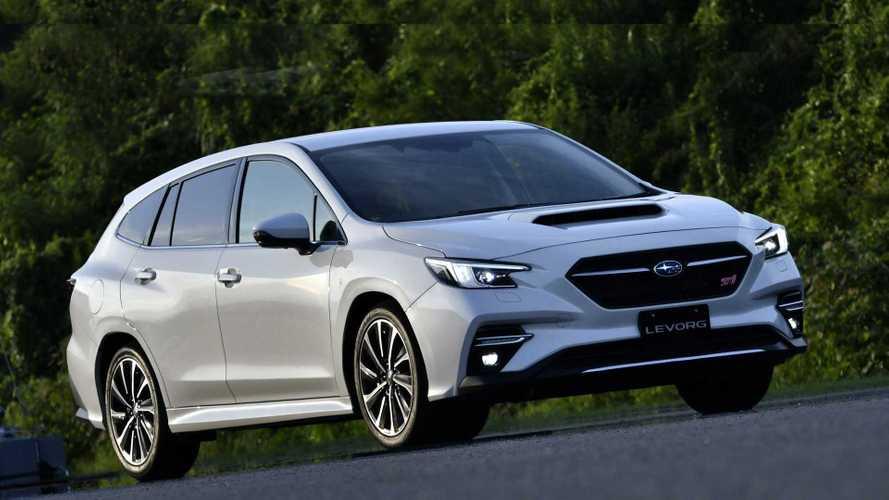 Subaru WRX Wagon Reportedly Coming Back, Based On Levorg