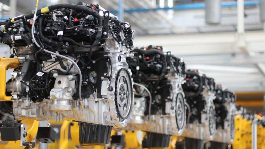 Jaguar Land Rover Celebrates Ingenium Engine Milestone